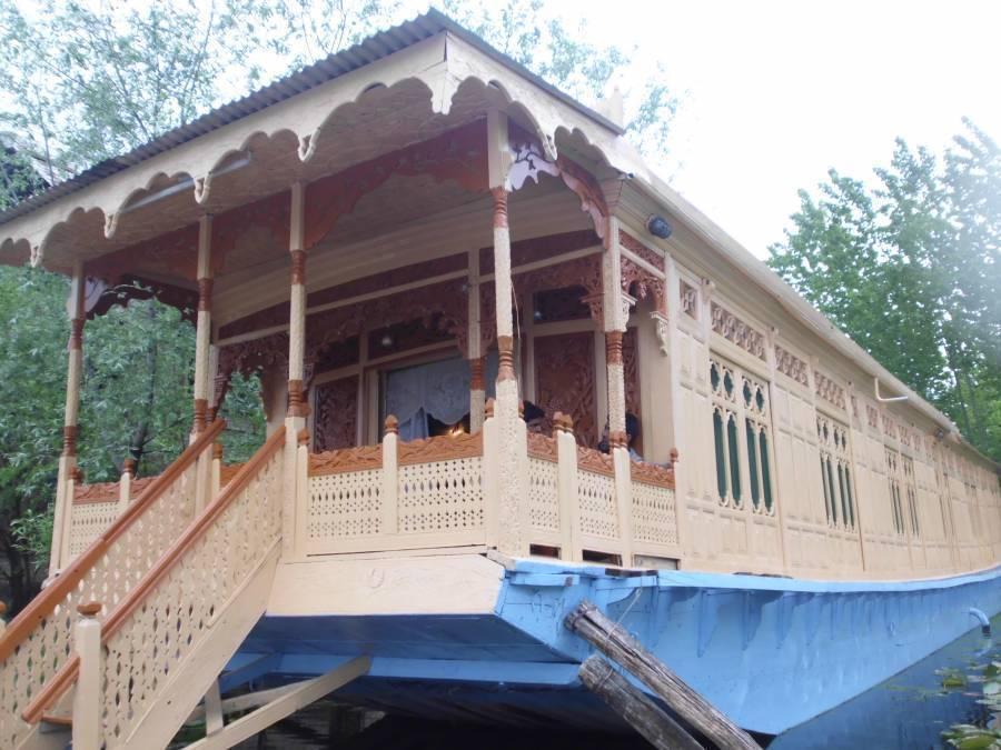 Houseboat New Bul Bul, Srinagar, India, India hotellit ja hostellit