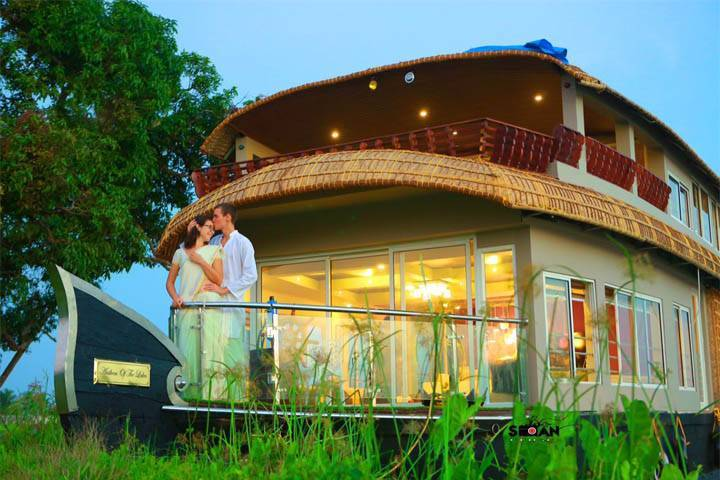 Indiavacationz Houseboats, Alleppey, India, India hotel e ostelli