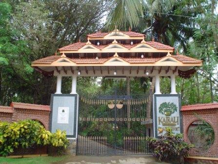 Kairali - The Ayurvedic Healing Village, Chittur, India, what is a bed and breakfast? Ask us and book now in Chittur
