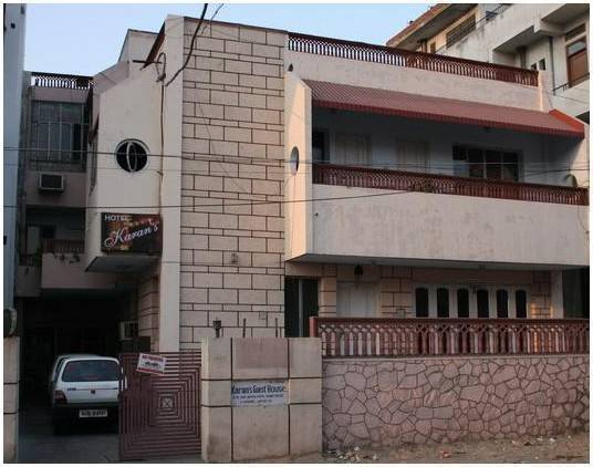 Karan's Guest House, Jaipur, India, India hotels and hostels
