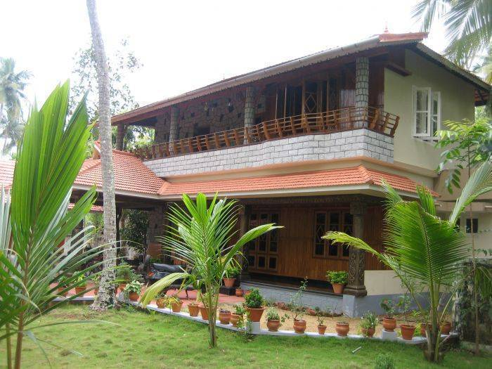 Kattakayam Home Stay, Alleppey, India, India hotéis e albergues