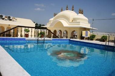 Khandela Haveli Heritage Boutique Hotel, Jaipur, India, find cheap deals on vacations in Jaipur