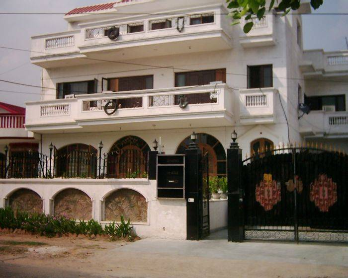 Kohinoor Bed and Breakfast, Gurgaon, India, India 酒店和旅馆