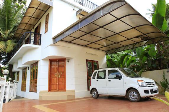 Kumarakom Guest House, Kottayam, India, India hotels and hostels