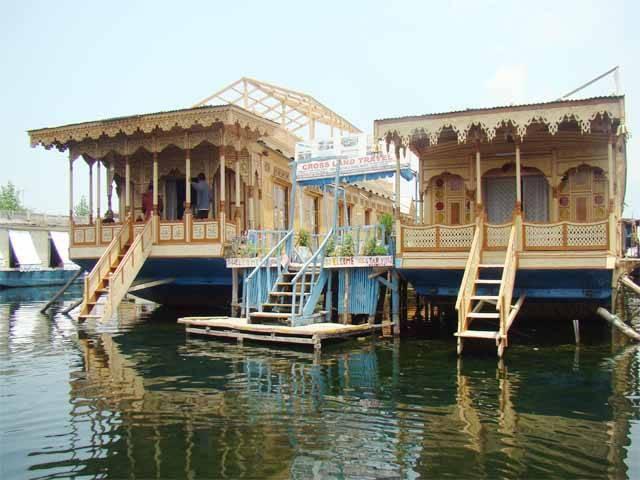 Mandalay Houseboats, Srinagar, India, India hotels and hostels