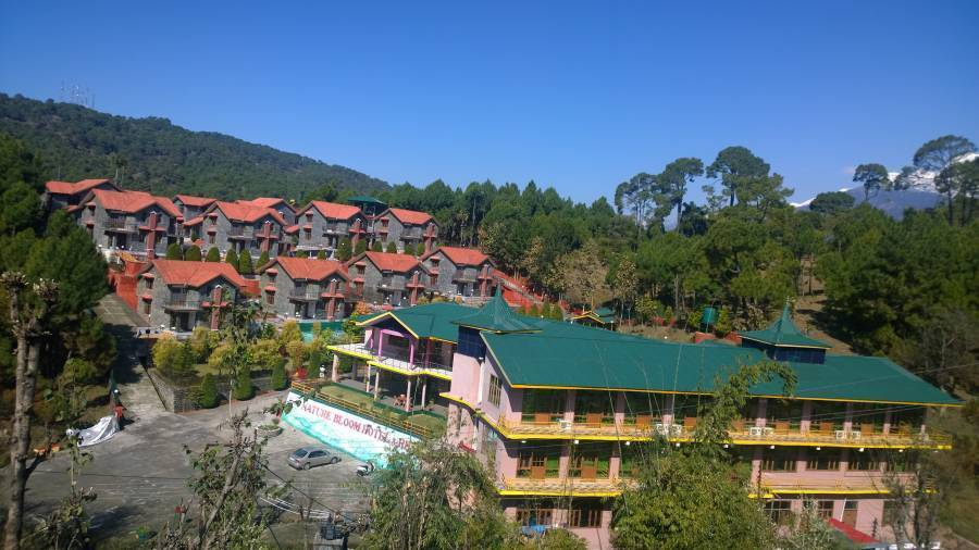 Nature Bloom Hotel and Resorts, Devidanda, India, India hotels and hostels