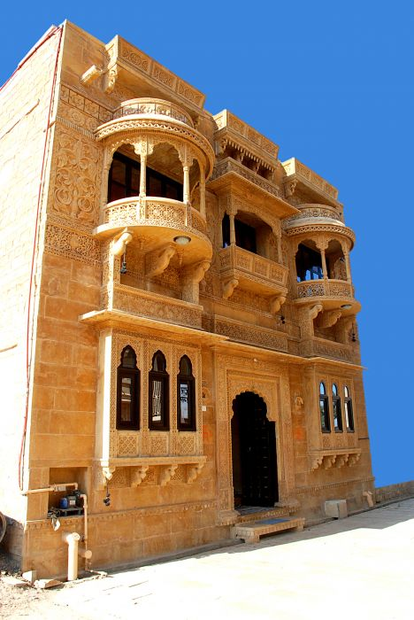 Nirmal Haveli, Jaisalmer, India, India hostels and hotels