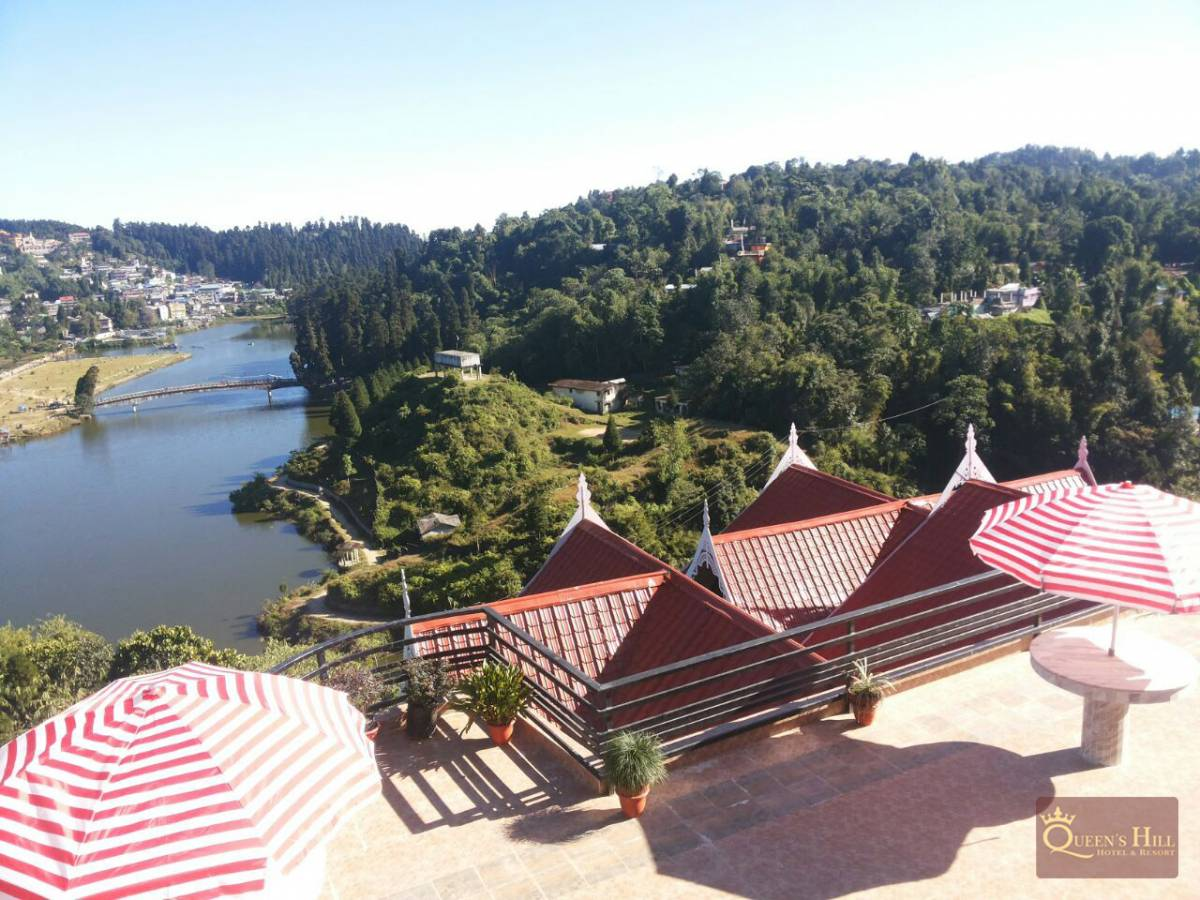 Queen's Hill Hotel and Resort, Mirik, India, find the lowest price on the right hotel for you in Mirik