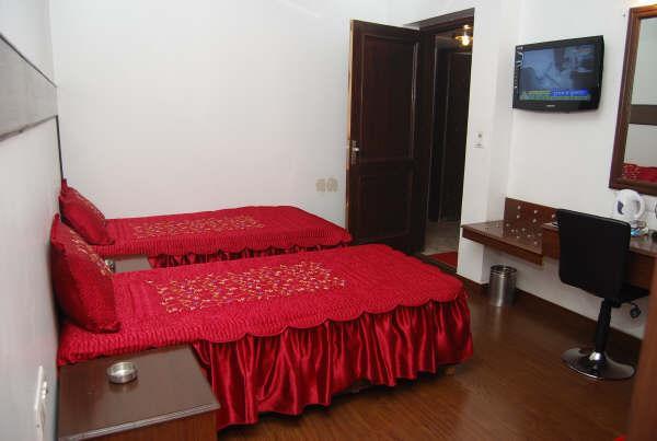 Ram's Inn, Delhi Cantonment, India, India hotels en hostels