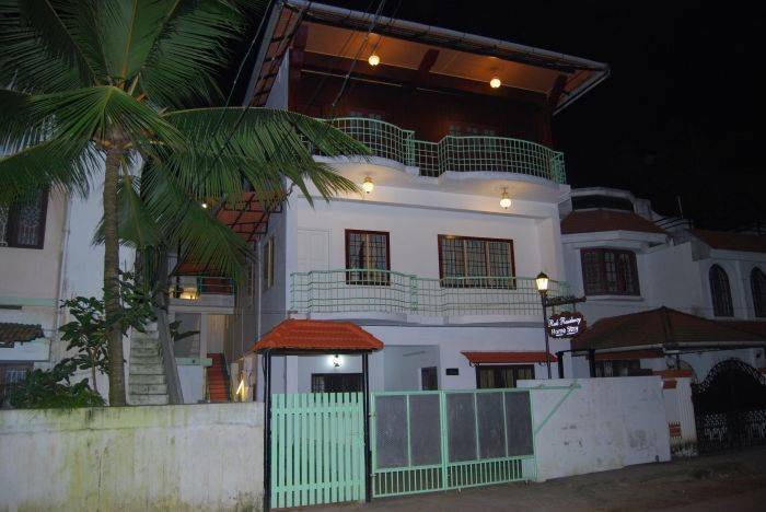 Reds Residency - Homestay, Ernakulam, India, India отели и хостелы