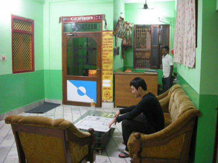 Sankatha Guest House, Benares, India, India hostels and hotels