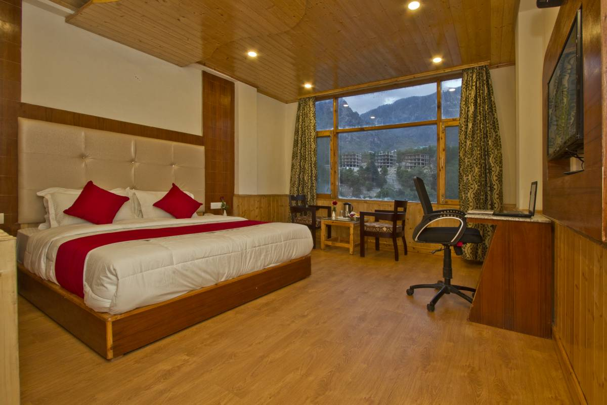 Sarthak Regency, Manali, India, India hotels and hostels