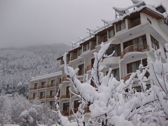 Sarthak Resorts, Manali, India, India 호텔 및 호스텔