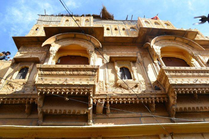 The Desert H Guest House, Jaisalmer, India, India hostels and hotels