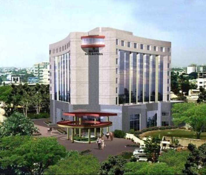 The Golkonda Hotel, Hyderabad, India, India hotels and hostels