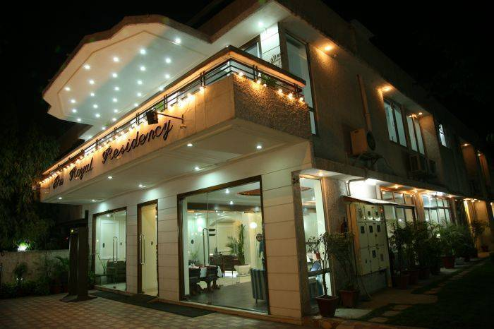 The Royal Residency Hotel, New Delhi, India, India hotels and hostels