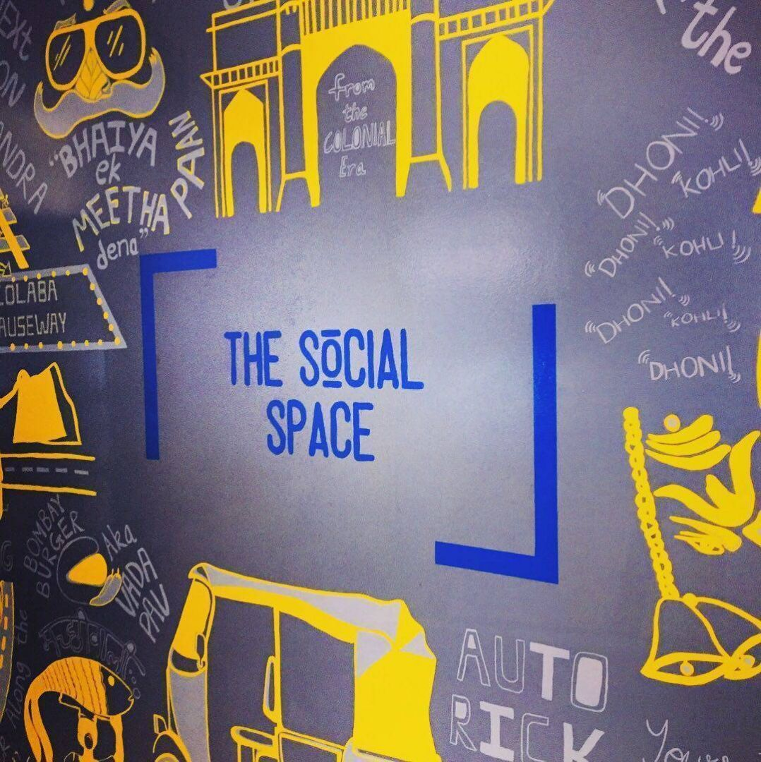 The Social Space, Mumbai, India, India hotels and hostels
