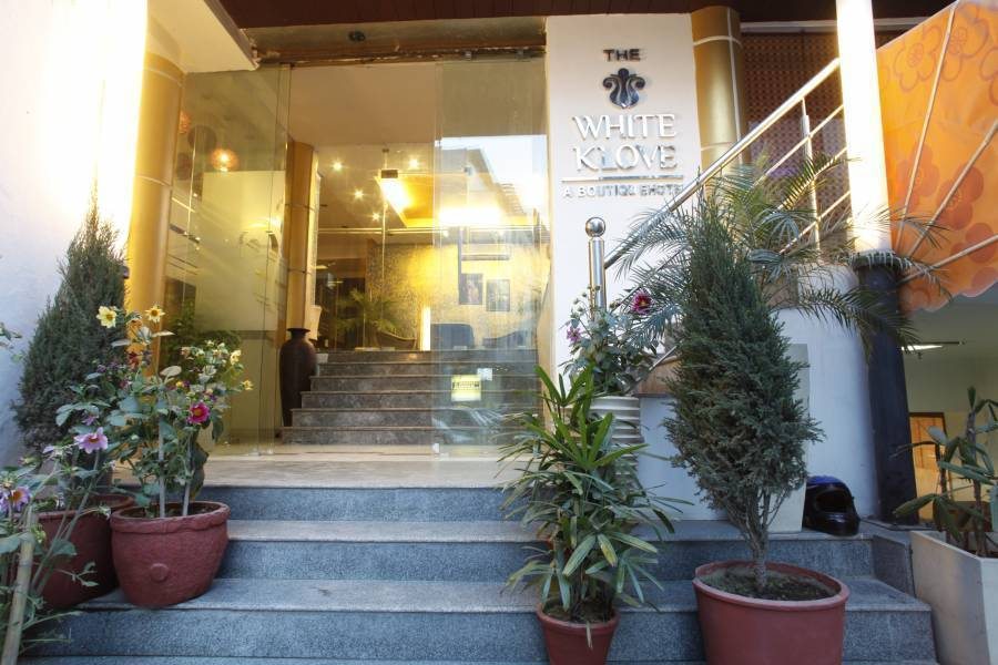 The White Klove, New Delhi, India, India hotels and hostels