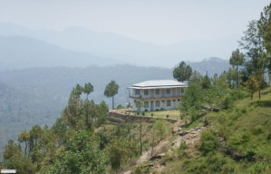 Treetops, Almora, India, how to select a hotel and where to eat in Almora