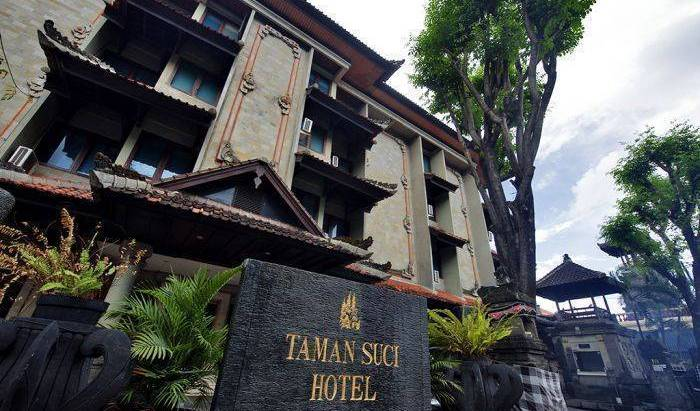 Taman Suci Hotel - Search for free rooms and guaranteed low rates in Ad 26 photos
