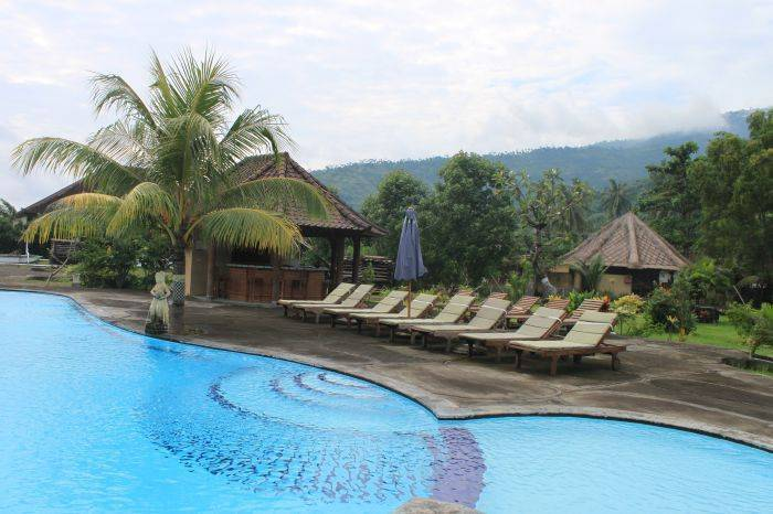 Hotel Uyah Amed and Spa, Amed, Indonesia, what is a bed and breakfast? Ask us and book now in Amed