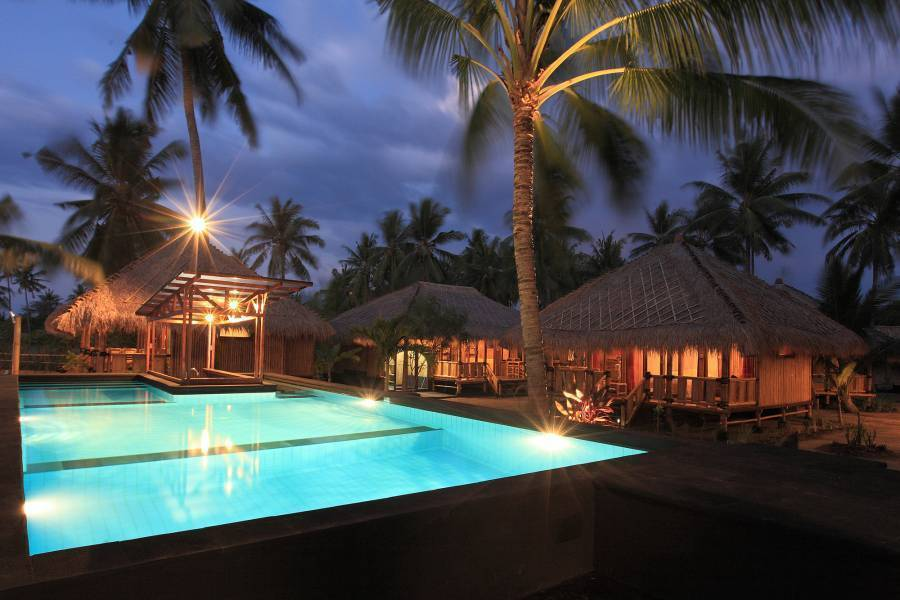 Rinjani Beach Eco Resort, Tanjung, Indonesia, hotels, attractions, and restaurants near me in Tanjung