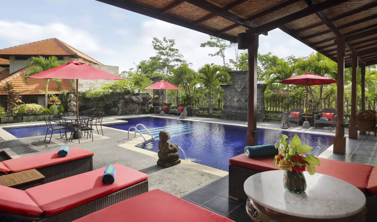 Taman Harum Hotel, Ubud, Indonesia, Indonesia hotels and hostels