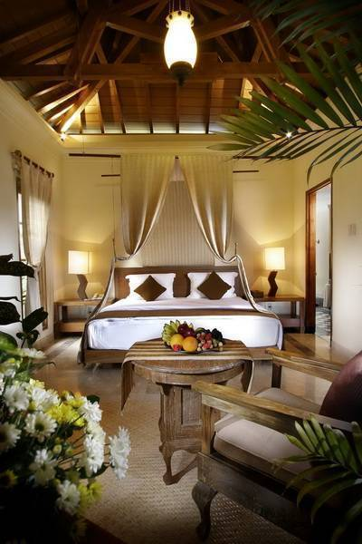 The Cangkringan Jogja Villas Andspa, Yogyakarta, Indonesia, compare with famous sites for hostel bookings in Yogyakarta