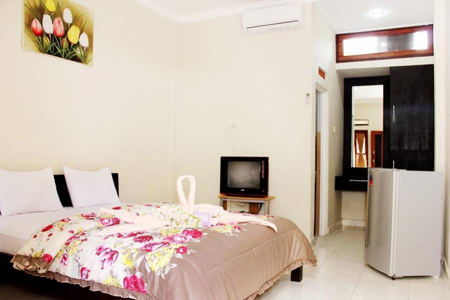 Warung Coco Poppies 2, Kuta, Indonesia, Indonesia hostels en hotels