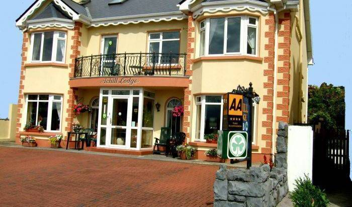 Achill Lodge 4 Star Guesthouse - Search available rooms for hotel and hostel reservations in Claddagh 9 photos