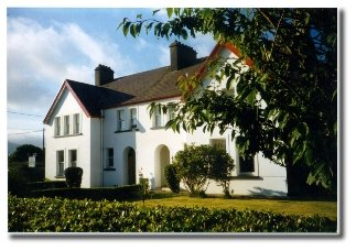 Old Cable Historic House Circa 1866, Waterville Ring Of Kerry, Ireland, Ireland hotels and hostels