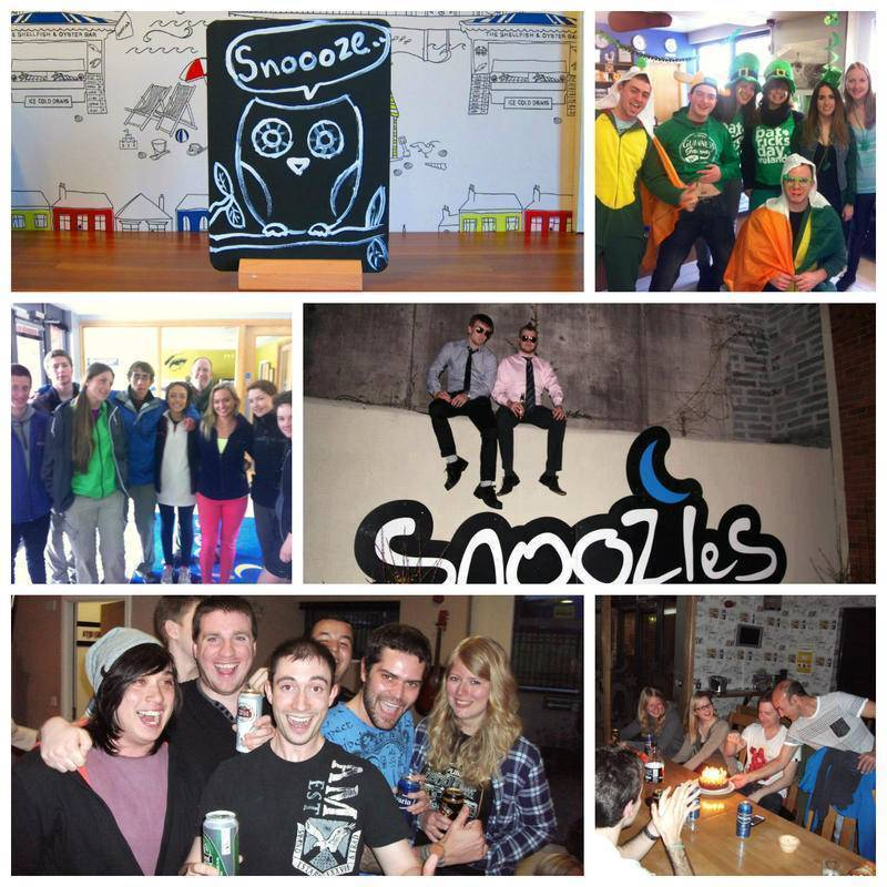 Snoozles Tourist Hostel, Galway, Ireland, Ireland hotels and hostels