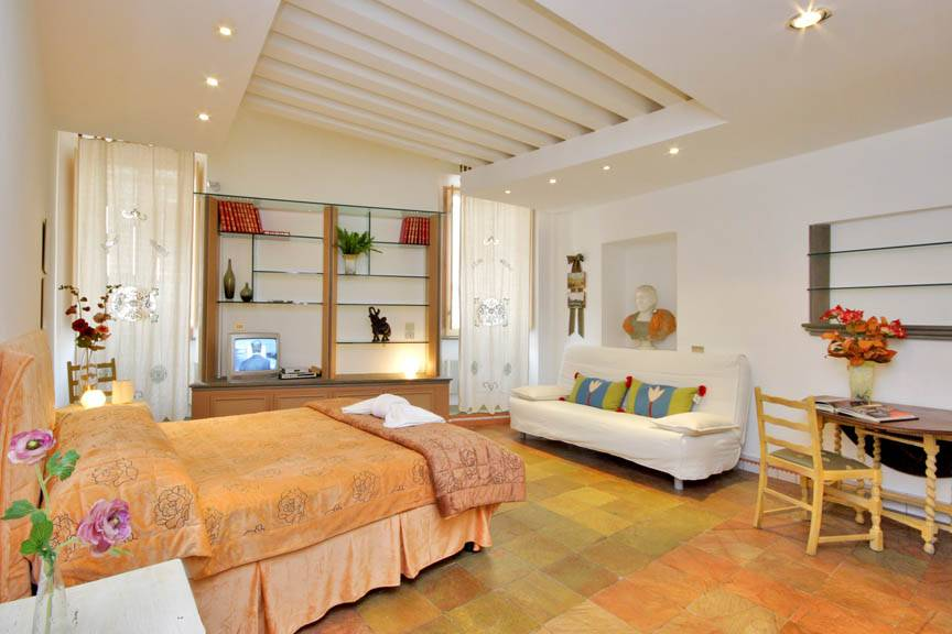 Apartment Angel's House, Rome, Italy, best beach hotels and hostels in Rome