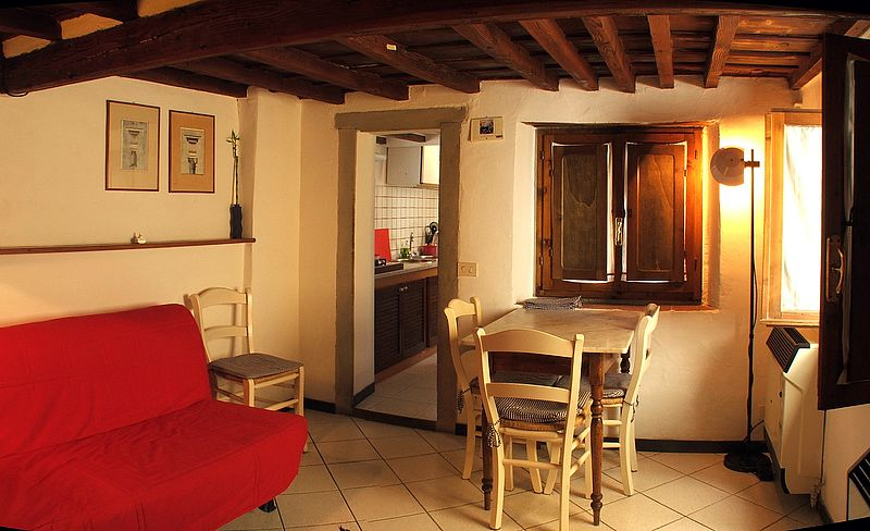 Apartment The Holiday, Florence, Italy, Italy hotels en hostels