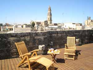 Azzurretta Bed and Breakfast, Lecce, Italy, secure online reservations in Lecce