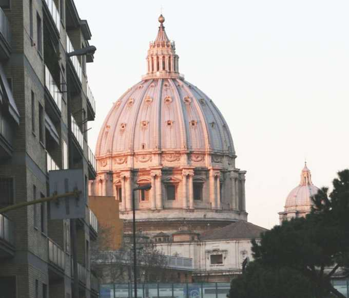 B and B Alla Cupola di San Pietro, Rome, Italy, Italy hotels and hostels