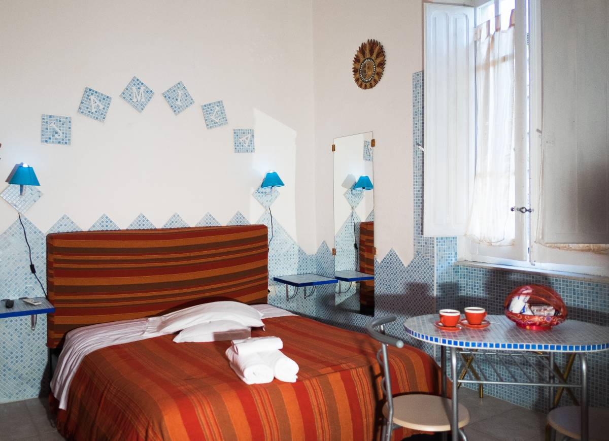 B and B Al Solemar, Cagliari, Italy, long term rentals at hotels or apartments in Cagliari