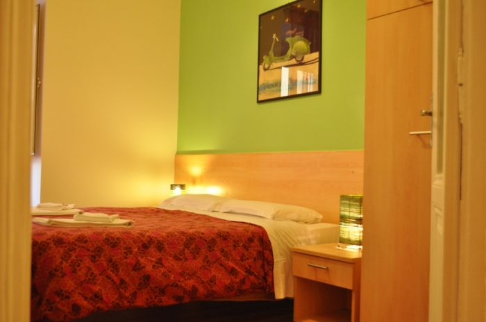 BandB L'incanto di San Pietro, Rome, Italy, newly opened hostels and backpackers accommodation in Rome