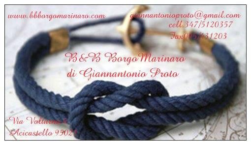 BB Borgo Marinaro, Aci Castello, Italy, Italy hotels and hostels