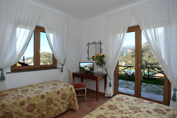 BB Ville Vieille, Sorrento, Italy, most reviewed hotels for vacations in Sorrento