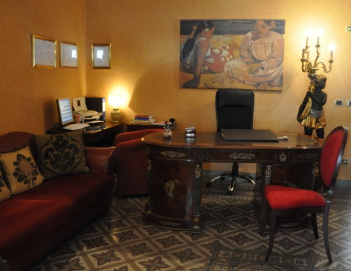 Bed and Breakfast de Curtis, Catania, Italy, excellent hotels in Catania