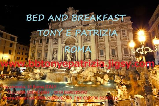 Bed and Breakfast Tony e Patrizia, Rome, Italy, Italy الفنادق و النزل