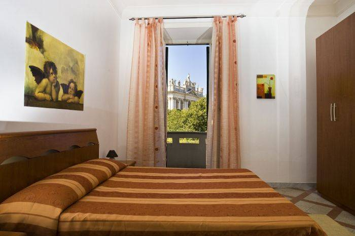Bel Ami Bed and Breakfast, Rome, Italy, preferred site for booking holidays in Rome