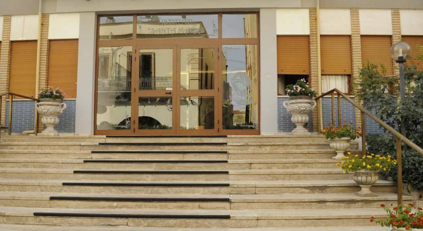 Casa Per Ferie Santa Maria, Formia, Italy, Italy hotels and hostels