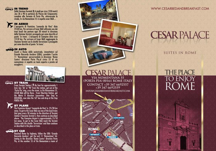 Cesar Palace, Rome, Italy, Italy hotels and hostels