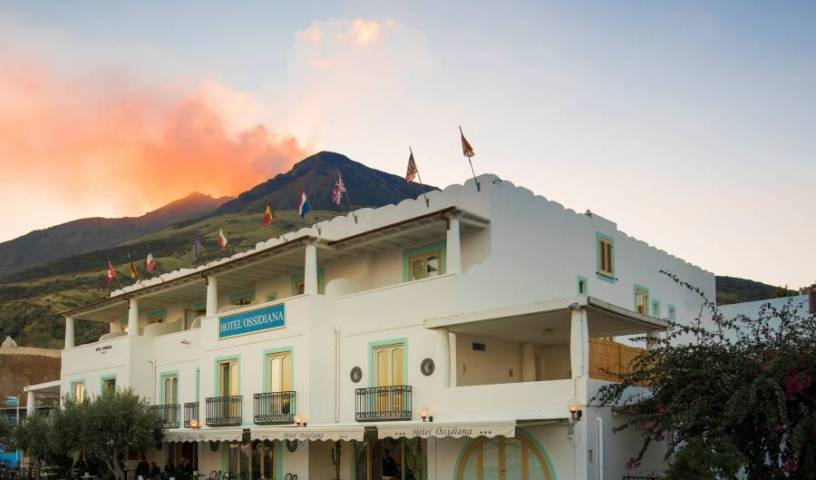 Hotel Ossidiana - Search available rooms for hotel and hostel reservations in Stromboli, hotels near subway stations 48 photos