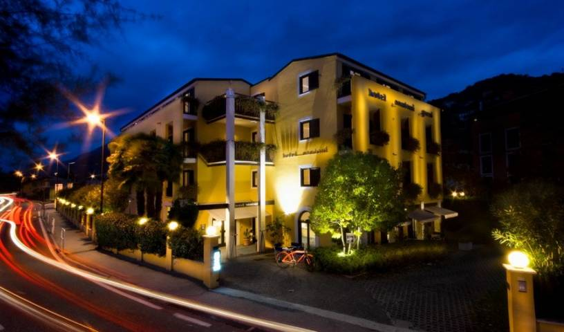 Hotel Santoni - Search for free rooms and guaranteed low rates in Torbole Sul Garda 14 photos