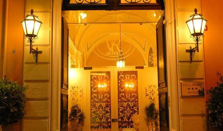 Hotel Villa Romeo - Search available rooms for hotel and hostel reservations in Catania 11 photos
