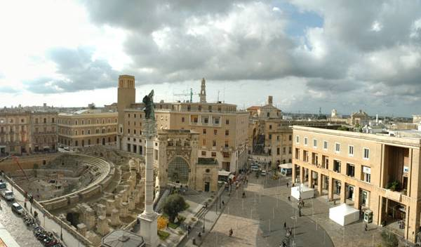 Piazza Sant'Oronzo Bed And Breakfast - Get low hotel rates and check availability in Lecce 1 photo