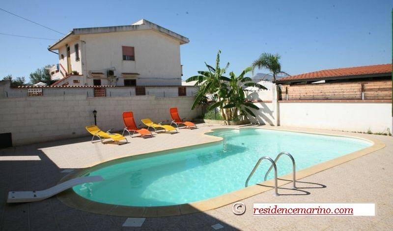 Residence Marino - Search available rooms for hotel and hostel reservations in Balestrate 7 photos